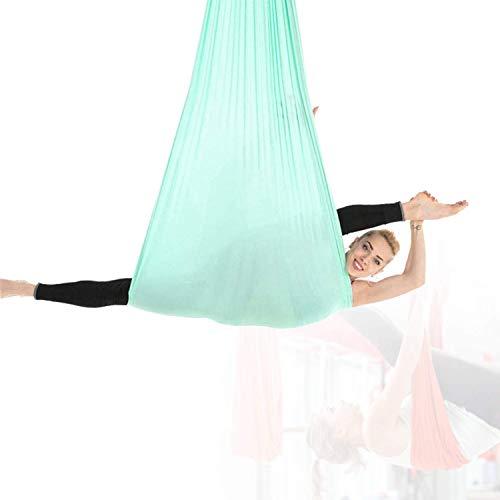 Hamaca elástica duradera para yoga y fitness, accesorio de entrenamiento, mejora tu fuerza, equilibrio, flexibilidad y resistencia.