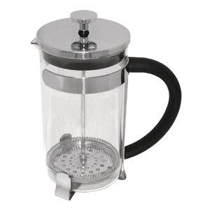 Olympia Edelstahl Kaffeemaschine 6Cup 6Cup Kapazität. 800ml