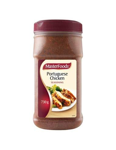 Masterfoods portugués Sazonador de Pollo 730gm