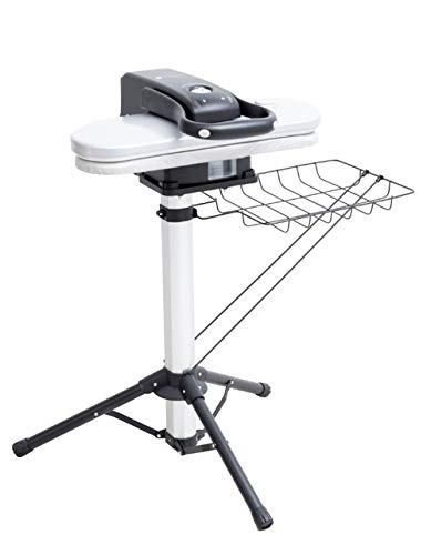 "SINGER ST-09H-Stable Surface ESP36T1 Steam Press Stand, 36"", White"