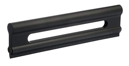 SMEDBO SIDELINE Duschabzieher mit handlichem Griff aus ABS-Kunststoff schwarz Silikonlippe DB2145