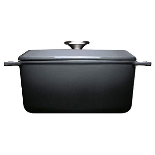 Woll 124CI-030 Bratentopf Iron 24 Carbon Grey