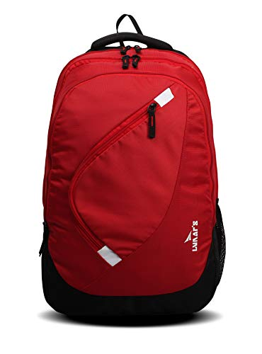 Lunar's Comet 35L Water Resistant Travel Bagpack/College Backpack/School Bag/Office Bag/Business Backpack/Daypack for Men and Women with 1 Year Warranty