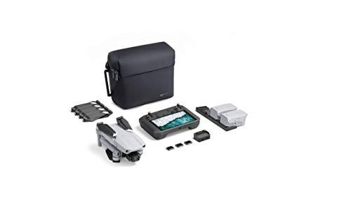 DJI Mavic Air 2 Fly More Combo (mit Smart Controller) – Drohne mit 4K Video-Kamera in Ultra HD, 48 Megapixel Fotos, 1/2