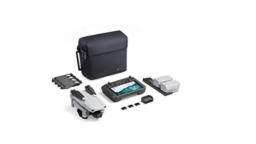 DJI Mavic Air 2 Fly More Combo (mit Smart Controller) – Drohne mit 4K Video-Kamera in Ultra HD, 48 Megapixel Fotos, 1/2
