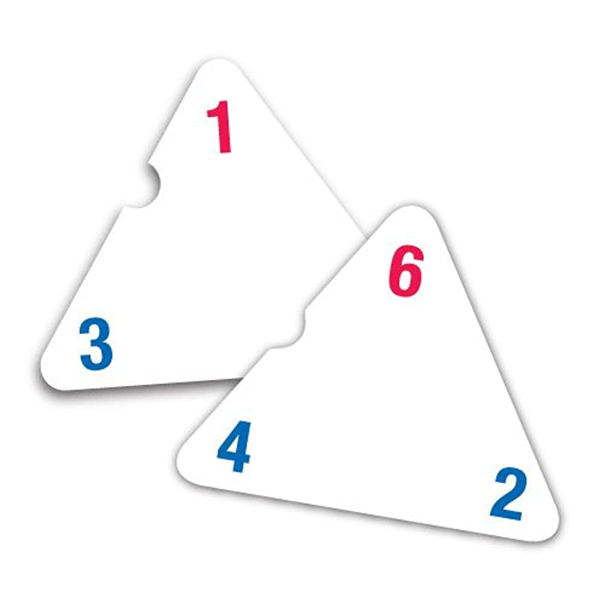 化合物に付ける有効なEAI教育3辺フラッシュカード: Addition and Subtraction