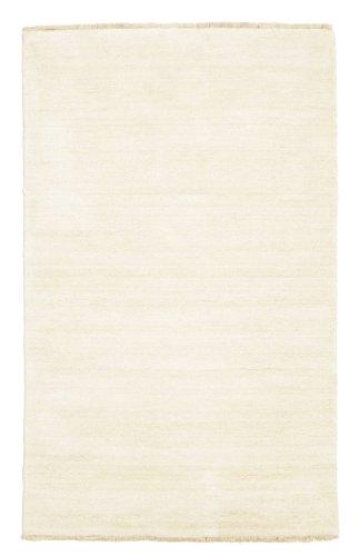 CarpetVista Alfombra Handloom Fringes - Claro 100x160 Alfombra Moderna