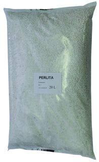flonatur Perlita, sustrato para el Cultivo en Saco (20L)