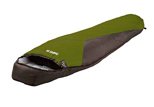 Explorer Mumienschlafsack Tramper 300 Schlafsack 230 x 85 x 55 cm Temp.: Comfort +13°C; Limit -3°C; Extrem -16°C