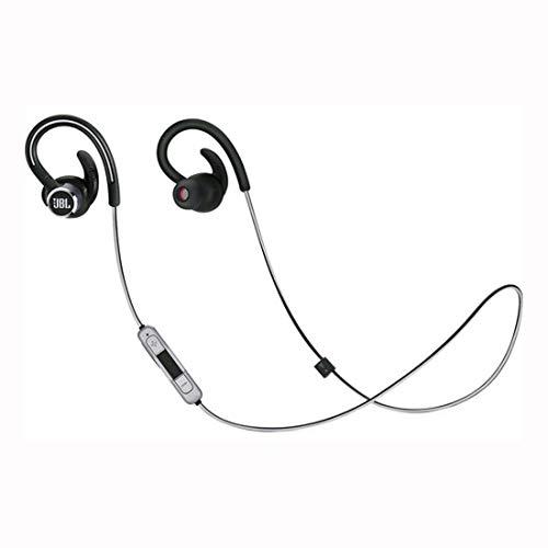 JBL Reflect Contour 2 Bluetooth Sport Kopfhörer In Ear Headset, Schweißresistent Schwarz