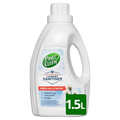 Pine O Cleen Laundry Sanitiser, Fresh Cotton, 1.5 Liters