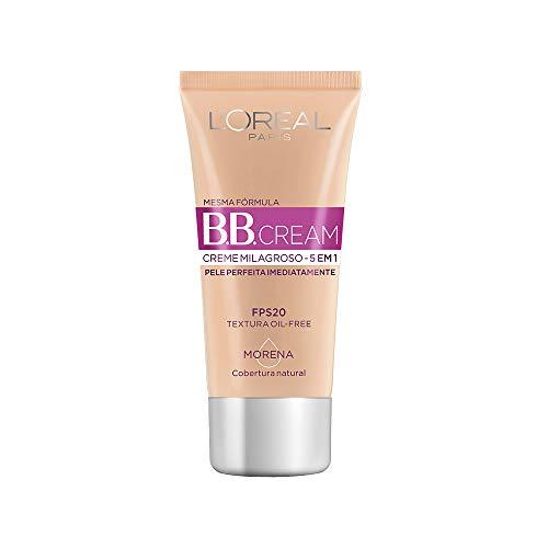 BB Cream Expertise Base Escura 30ml, L'Oréal Paris, Escuro
