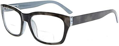 Eyekepper policarbonato grande Lente Línea Invisible Bifocal gafas de lectura