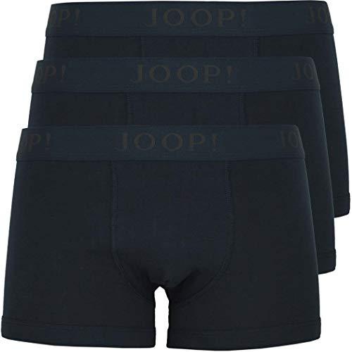 Joop! 3 Pack Herren Boxershorts Gr.L Fb.405 Blau Navy