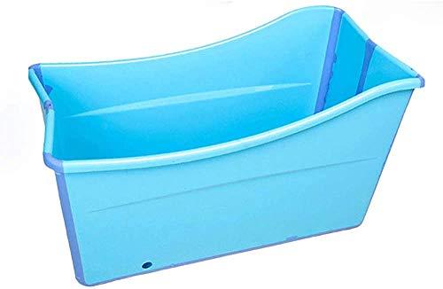 Panelk kinderen draagbare vouwen badkuip zwembad voor volwassenen/senioren verhoogde grote hoek badkuip vrijstaande badkuip, lange isolatietijd