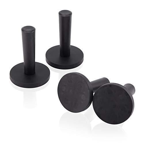 Ehdis 4 Stück Auto Montagemagnet Verpackungs Gripper Magnethalter für Sign Vinyl, Car Wrapping & Crafts Sign Werkzeuge Magnete Machen