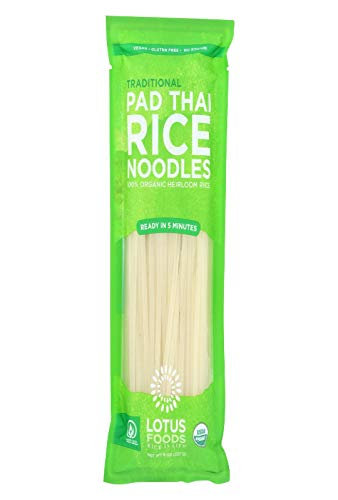 Lotus Foods Organic Pad Thai with White Rice Noodles, 8 oz