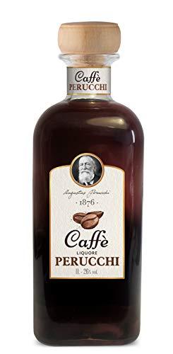 vins&co Barcelona Liquore Perucchi Caffè – Digestivo – Elaborado en España – 26% Alcohol – Licor de café – Selección – 1000 ml (8420202020149)