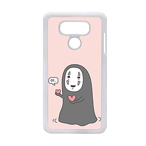 Desconocido Gracioso Teléfono Carcasa Rígida De Plástico Impresión Simplistic 1 Mujer Compatible para LG G6