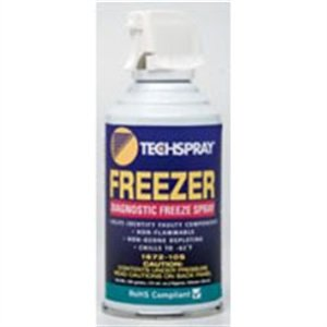 1672-10S Freeze Spray, Nonflammable, 10 oz