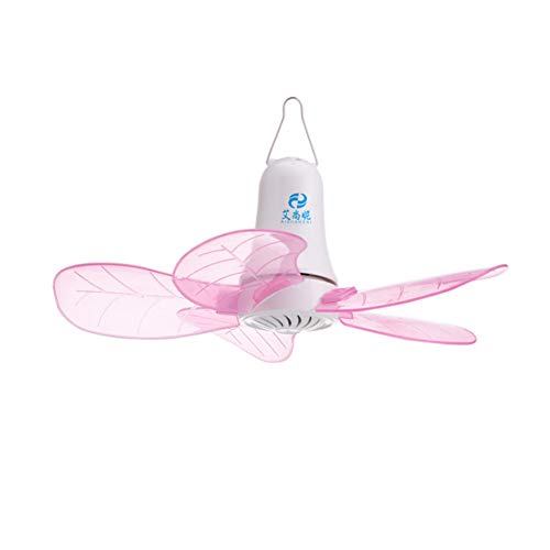 Small ceiling Fan Mini-plafondventilator, klein, vijf blaadjes voor studenten, woonhuis, ventilator, Domestische ventilator, geruisloos, elektrische plafondventilator