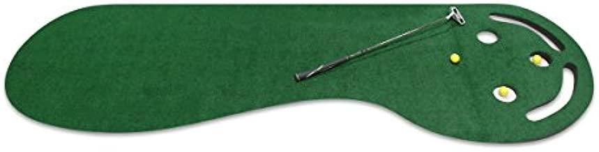 Intech 3 Hole Portable Golf Putting Mat