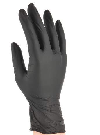 guanti monouso resistenti 100 guanti usa e getta in nitrile