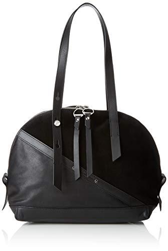 Liebeskind Berlin Damen HeBowlinS-SuCMVa Bowling Tasche, Black, 15x27x32 cm