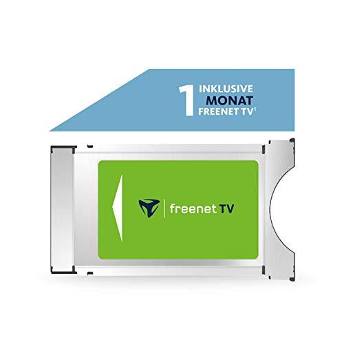 freenet TV 89997 CI+ Modul für Antenne DVB-T2 HD, mit 1 Monat gratis