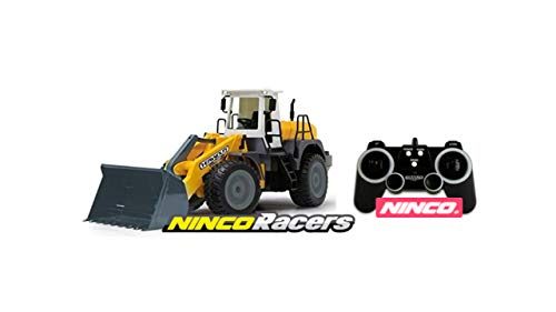 Ninco Nt10034 Excavatrice, Multicolore