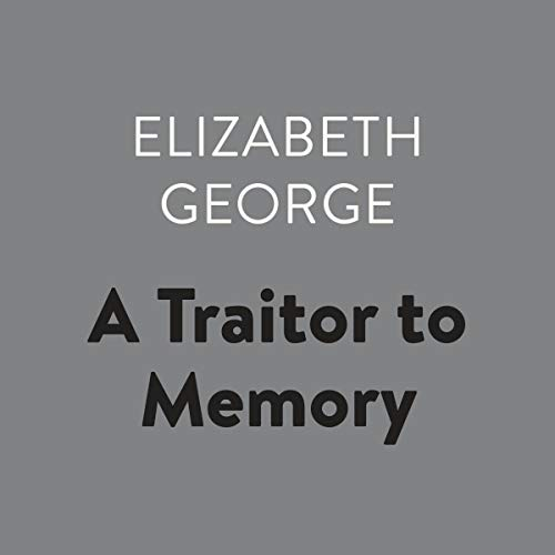 A Traitor to Memory audiobook cover art
