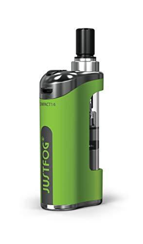 Justfog sigaretta elettronica Compact 14 Kit 1500 mAh Verde (prodotto senza nicotina)