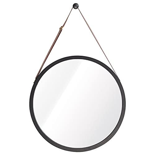 Espejos Decorativos de Pared Redondos Madera Marca Spiegel