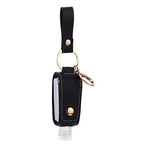 SOIMISS 1 Juego de Mini Limpiador de Manos Botella de Viaje Botellas de Lavado de Manos Vacías Y Exprimibles Cubierta de La Manga de La Botella de Perfume para Loción de Champú de Tocador