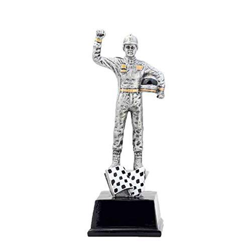 DGSFES Racing trofee Champions League auto racing fan souvenir ambachten Model hars reproductie Verjaardag aanwezig ornamenten hoogte 22cm
