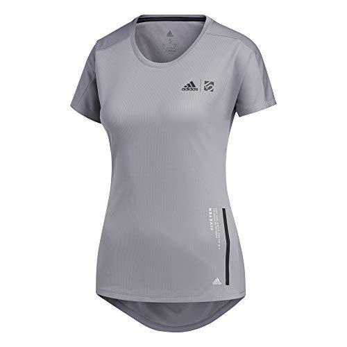 adidas Damen W Trailcross T T-Shirt, Gritre, M