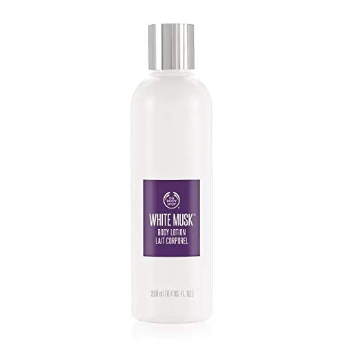 The Body Shop White Musk Smooth Satin Körperlotion 250ml