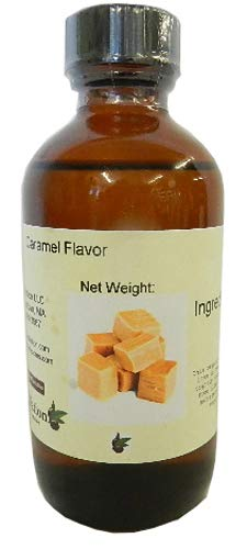 Olivenation Caramel Flavor- 4 oz