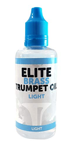 Elite Brass Trumpet Oil Light Dünnflüssiges Trompetenöl