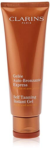 Clarins Self Tanning Instant Gel, Fresh and Non-Oily, 4.5 Ounce