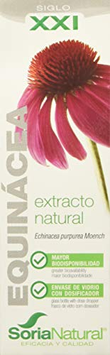 Soria Natural Extracto de Echinacea XXI - 50 ml