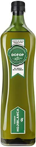 DCOOP Aceite de Oliva Virgen Extra - Aceituna Hojiblanca de Perfil Equilibrado y Sabor Persistente, Ideal para Uso en Crudo, Especial Cooperativas, 1 litro