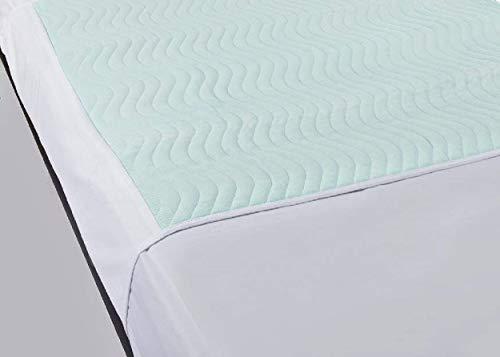 Eco Toilet Training Sleep Mat (Medium, 90x90 with Tucks)