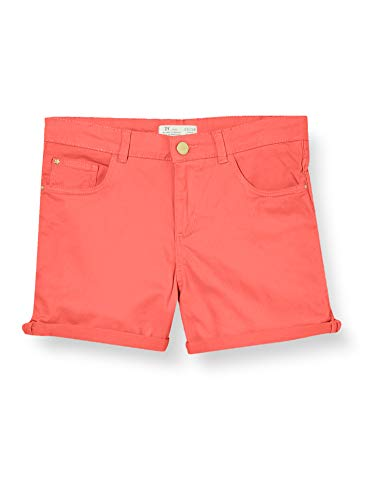 ZIPPY Short de niña SS20 Pantalones Cortos, Tea Rose 16-162