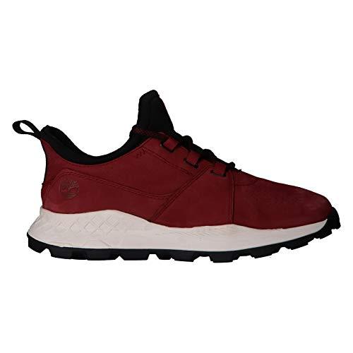 Zapatillas Deporte de Hombre TIMBERLAND A223P Brooklyn V151 Dark Red