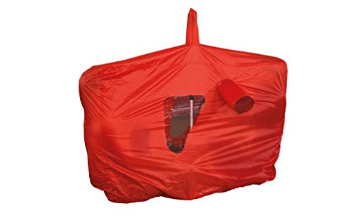 Terra Nova Unisex Erwachsene Bothy 2 Sturmunterstand, rot, Für 2 Personen