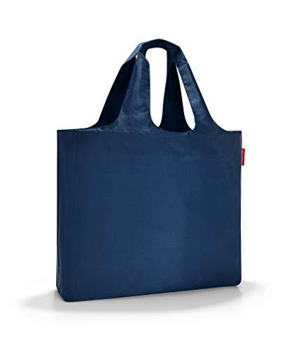 Reisenthel mini maxi beachbag Borsa da spiaggia, 62 cm, 40 liters, Blu (Dark Blue)