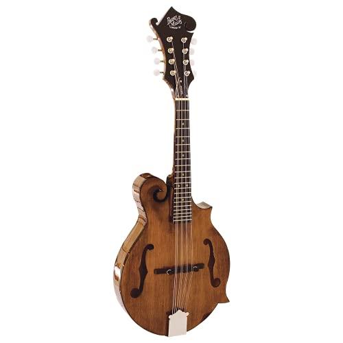 Barnes & Mullins Salvino - Mandolina (madera de...
