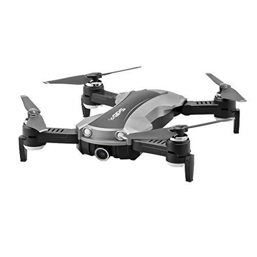 Xbeast GPS FPV Drohne mit 1080P HD Kamera, RC Quadrocopter, Dual GPS und Intelligent Follow Funktion, ESC-Kamera 90 ° -Einstellung, Kopflos Modus, Ideal für Änfanger und Kinder RTF (Grau)