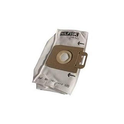 Nilfisk Advance 107407639 Bolsas para aspiradora Nilfisk Advance-